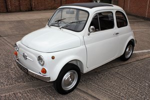 Picture of Classic Fiat 500F 1971