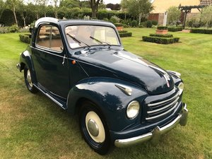 1954 Immaculate totally restored topolino