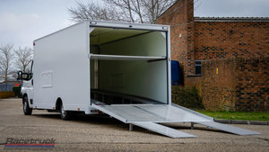 Picture of 2021 Racetruck – Enclosed F1 Race Car Transporter For Sale
