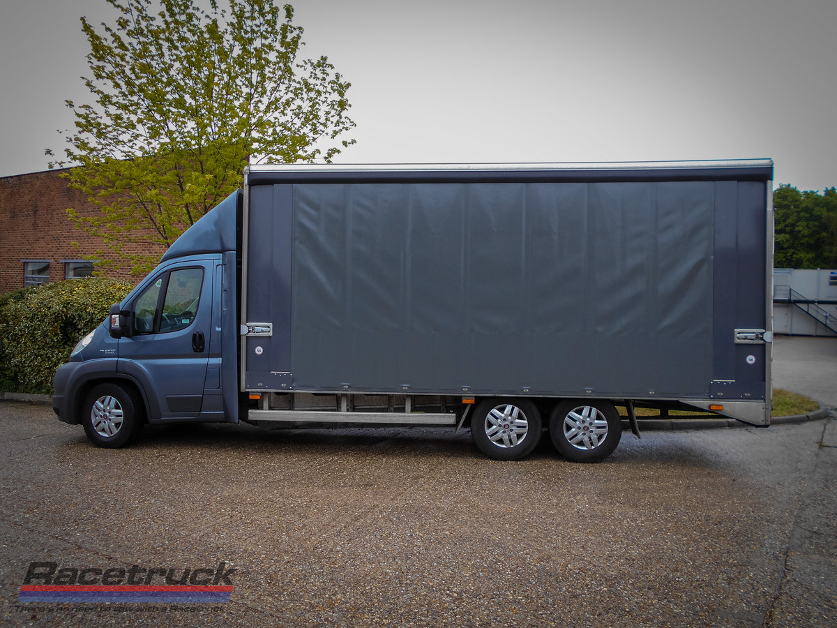 2021 Racetruck – Slide-a-Side Car Transporter For Sale (picture 2 of 6)