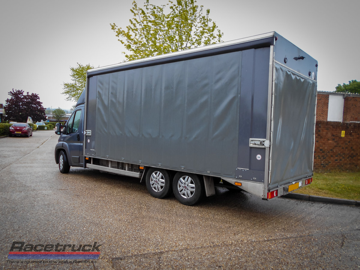 2021 Racetruck – Slide-a-Side Car Transporter For Sale (picture 3 of 6)