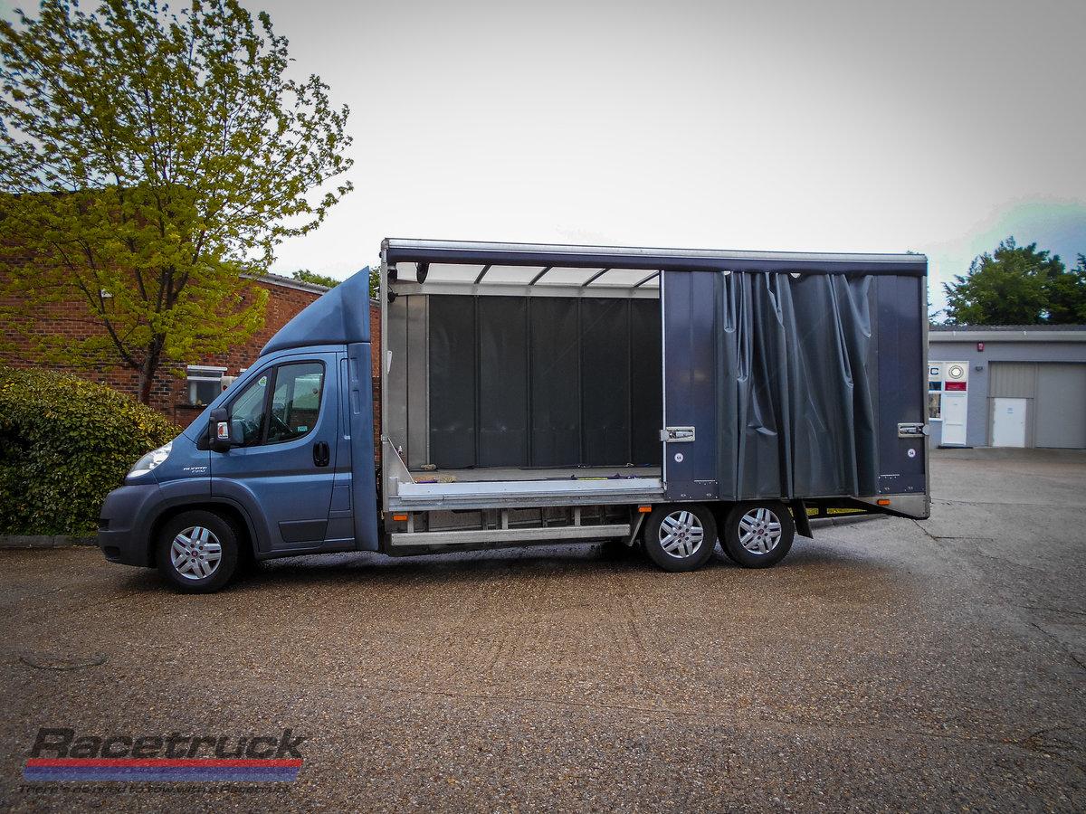 2021 Racetruck – Slide-a-Side Car Transporter For Sale (picture 5 of 6)