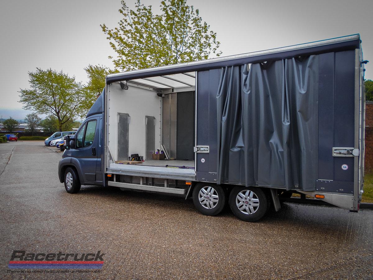 2021 Racetruck – Slide-a-Side Car Transporter For Sale (picture 6 of 6)