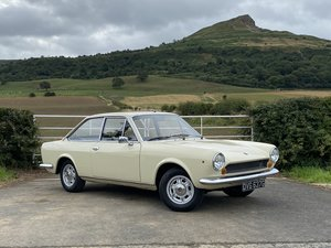 1968 FIAT 124 SPORT AC COUPE - LHD STUNNING CONDITION