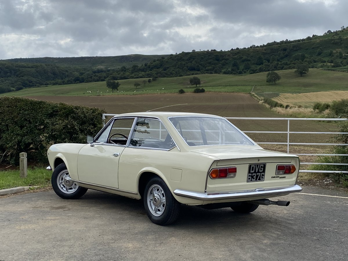 1968 FIAT 124 SPORT AC COUPE - LHD STUNNING CONDITION  For Sale (picture 2 of 6)