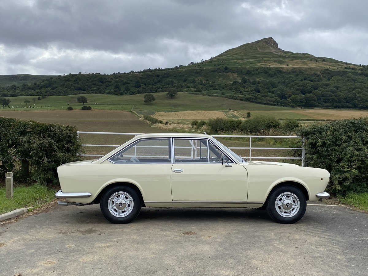 1968 FIAT 124 SPORT AC COUPE - LHD STUNNING CONDITION  For Sale (picture 3 of 6)