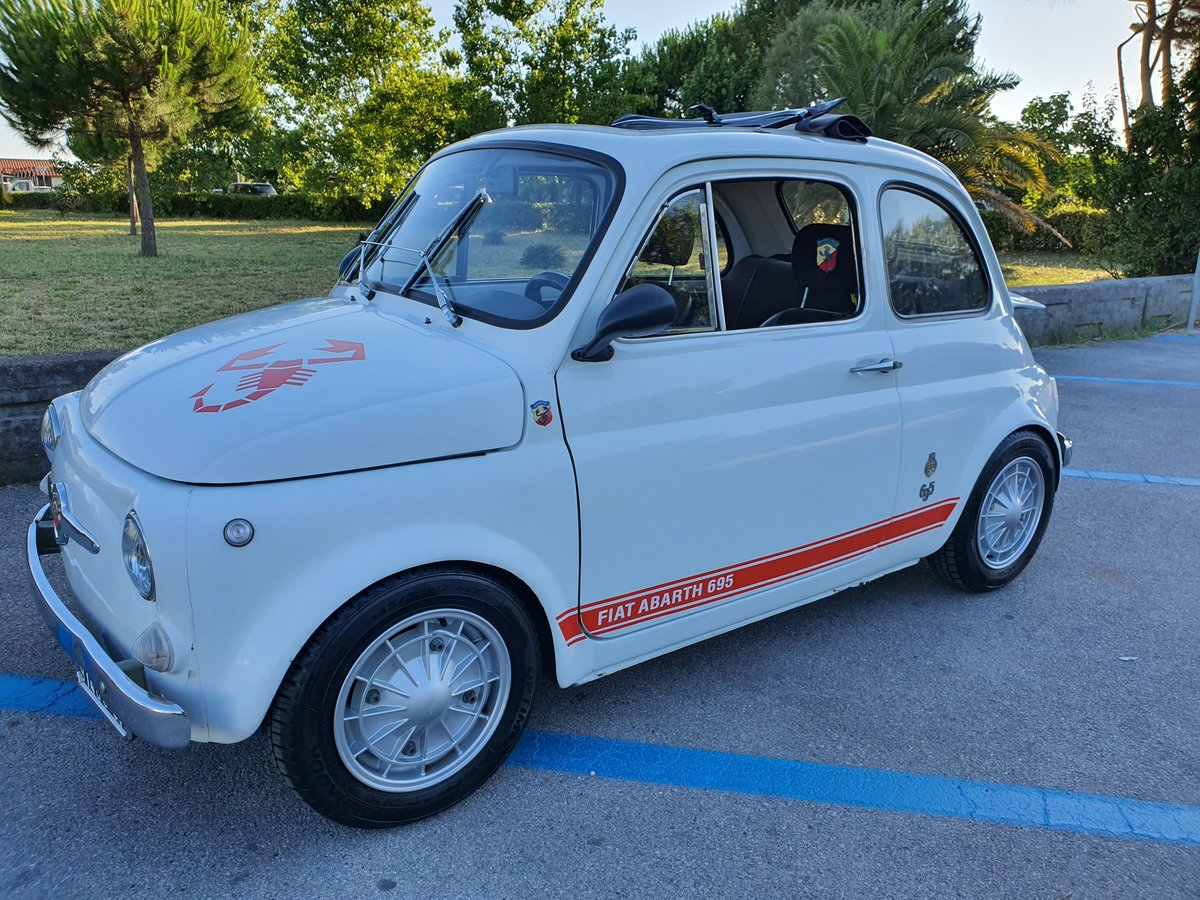 1971 Fiat 500 L from full Abarth modification SOLD (picture 1 of 6)