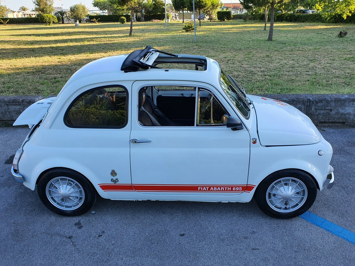 1971 Fiat 500 L from full Abarth modification SOLD (picture 2 of 6)