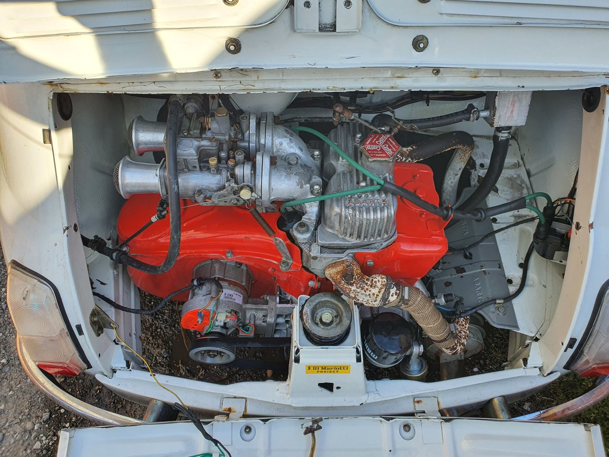 1971 Fiat 500 L from full Abarth modification SOLD (picture 3 of 6)