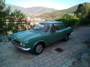 Picture of 1970 Fiat 124 Sport Coupe 1608cc with factory dual carbs For Sale