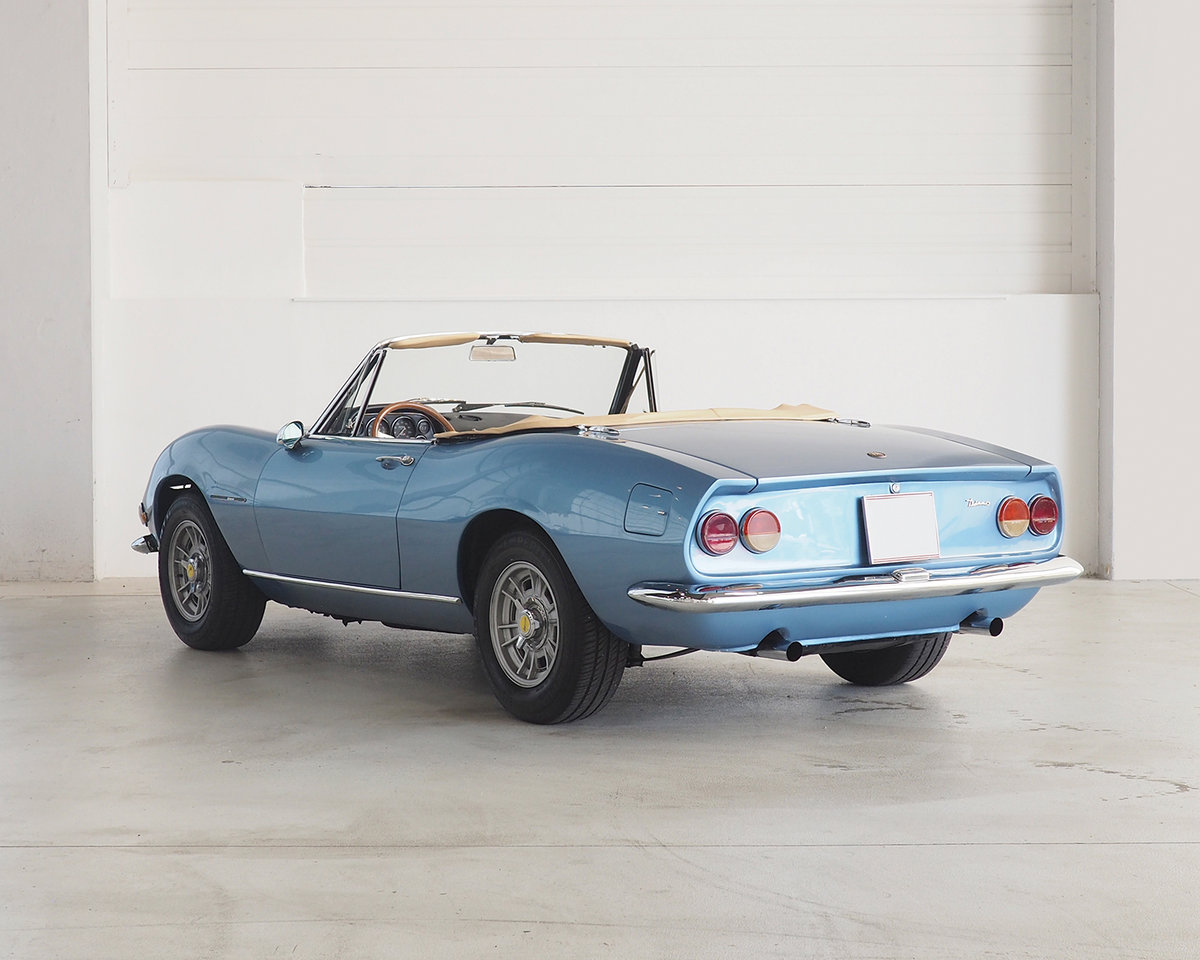 1967 Fiat Dino Spider For Sale by Auction (picture 2 of 6)