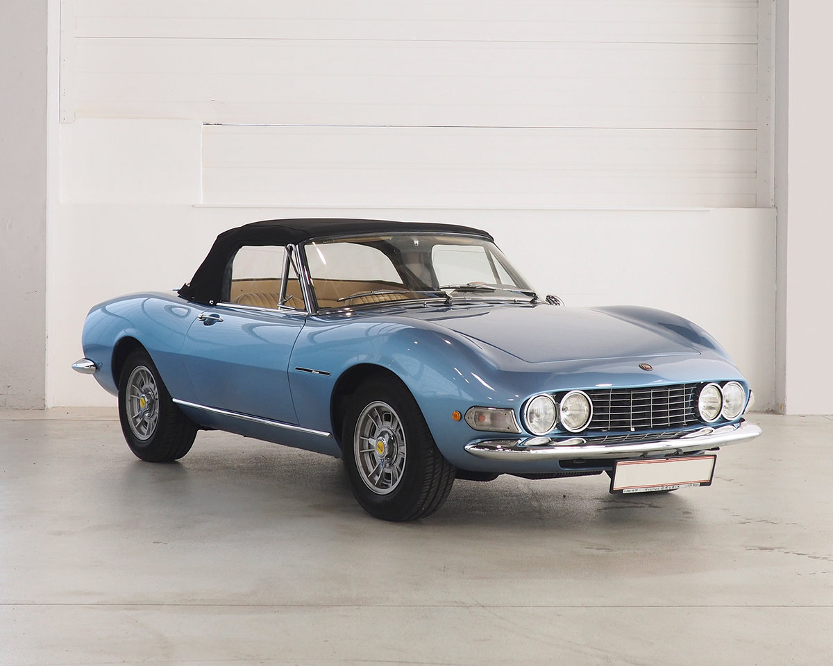 1967 Fiat Dino Spider For Sale by Auction (picture 3 of 6)