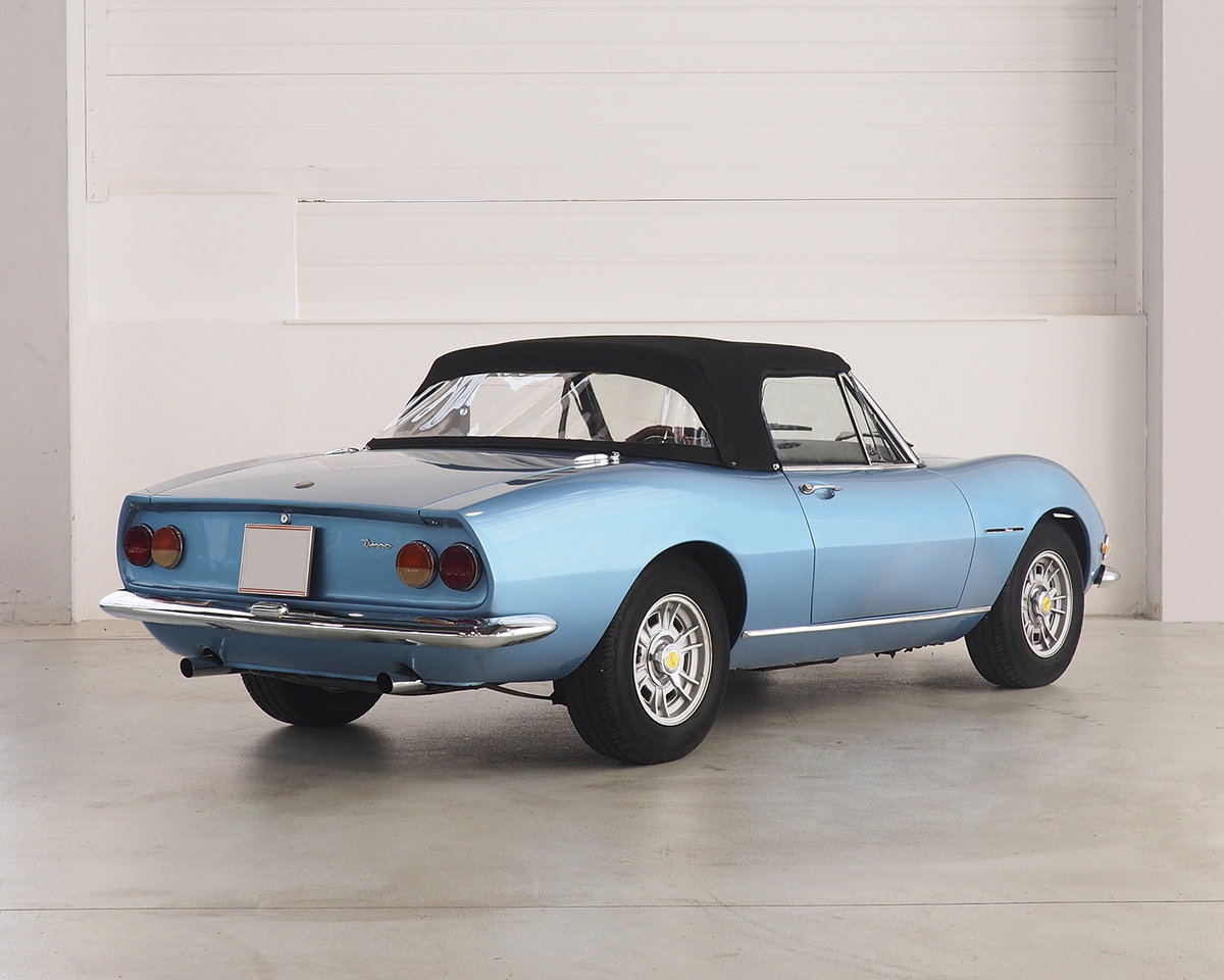 1967 Fiat Dino Spider For Sale by Auction (picture 4 of 6)