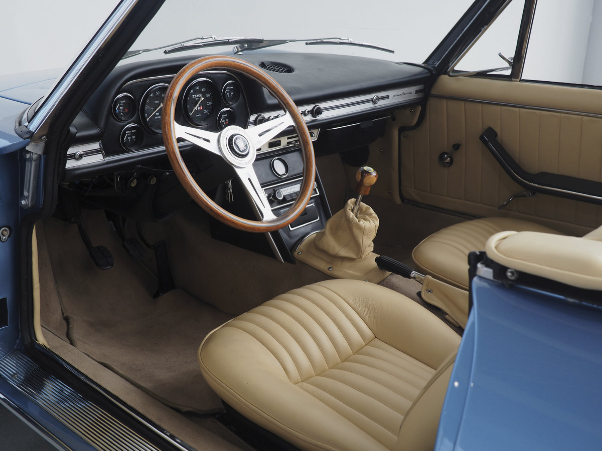 1967 Fiat Dino Spider For Sale by Auction (picture 5 of 6)