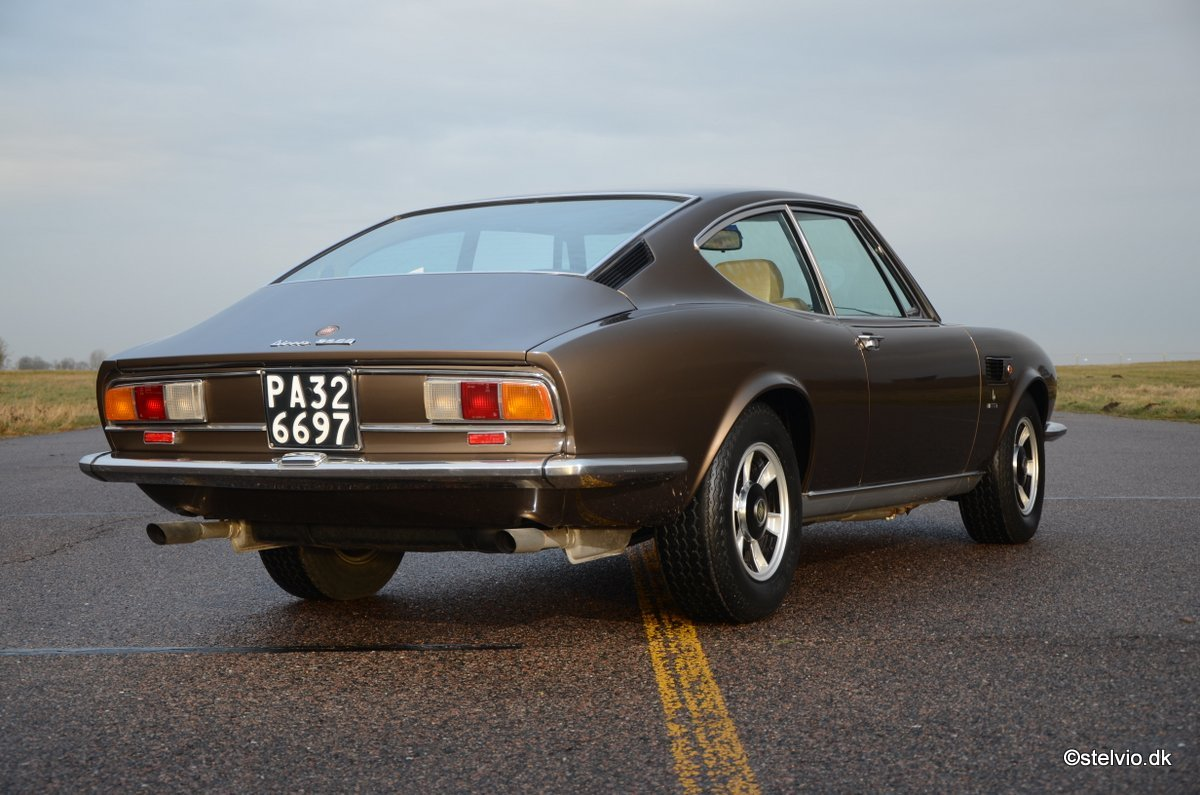 1972 Fiat Dino 2400, mint For Sale (picture 2 of 6)
