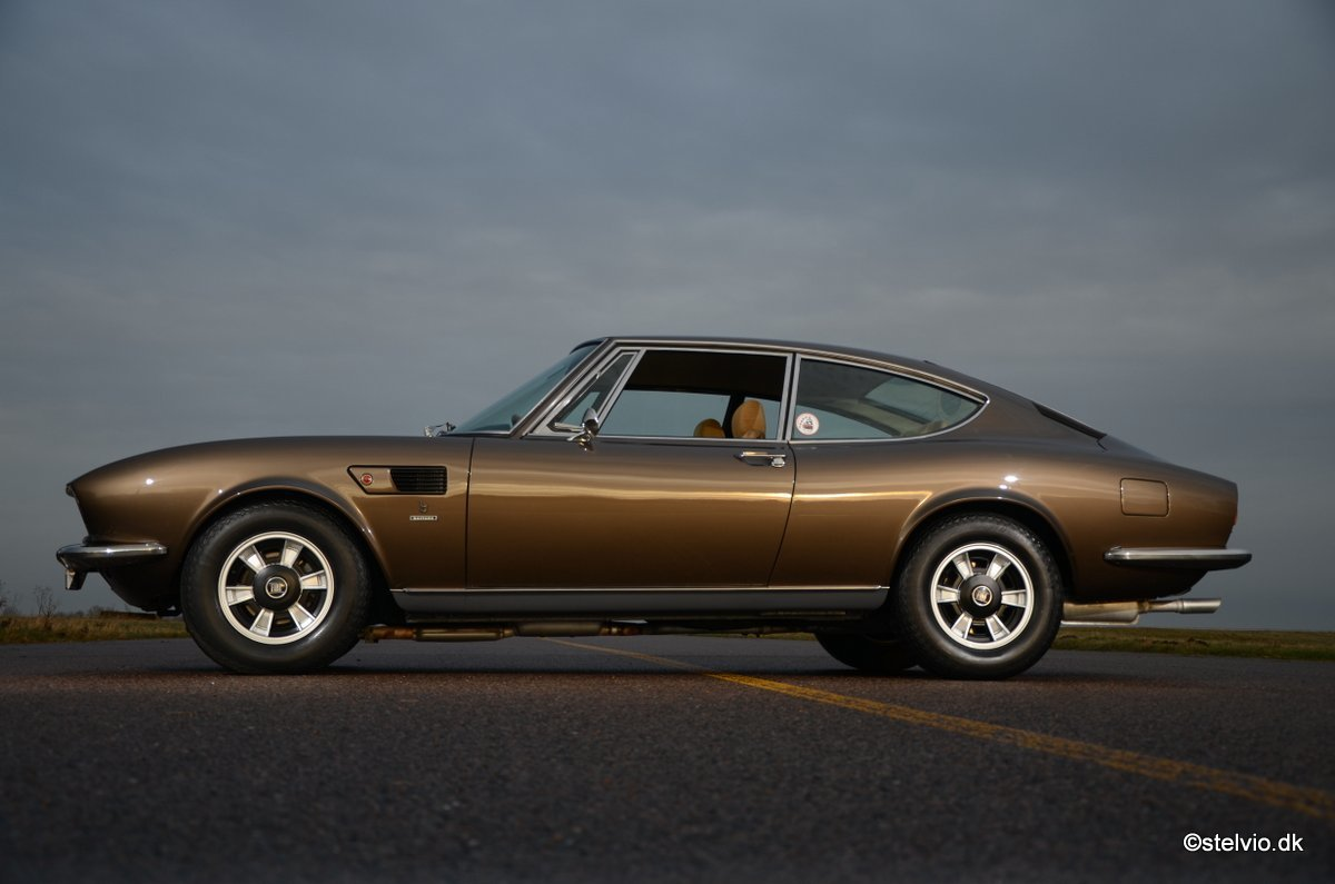 1972 Fiat Dino 2400, mint For Sale (picture 3 of 6)