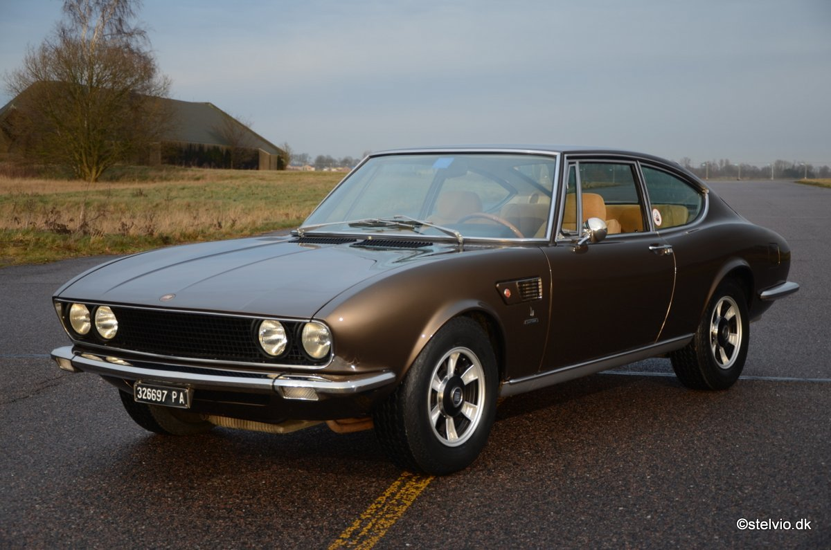 1972 Fiat Dino 2400, mint For Sale (picture 6 of 6)
