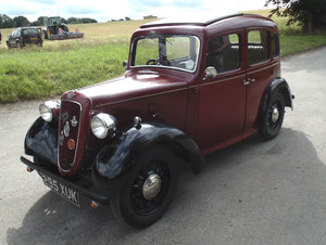 Picture of 1938 Austin Big Seven SOLD