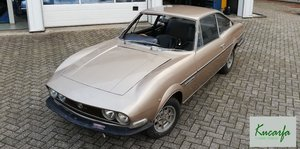 1971 Moretti GS 16 only RHD 27.000 km; trade-in possible