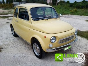 Picture of FIAT 500 My Car Francis Lombardi del 1969, Targa oro ASI, T For Sale