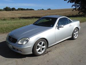 Picture of 2001 Mercedes 320 SLK