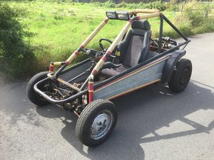 1978 Blitz Buggy Fiat based off road buggy kit car
