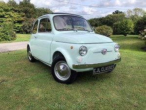 1968 Fiat Nuova 500F