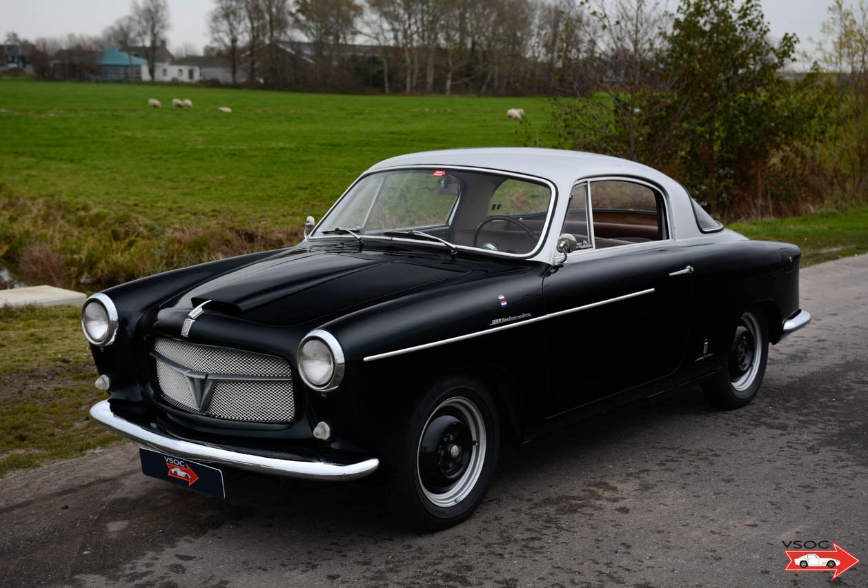 Fiat 1100 Turismo Veloce Coupé Pininfarina 1956 ex-MM '18 For Sale (picture 1 of 6)