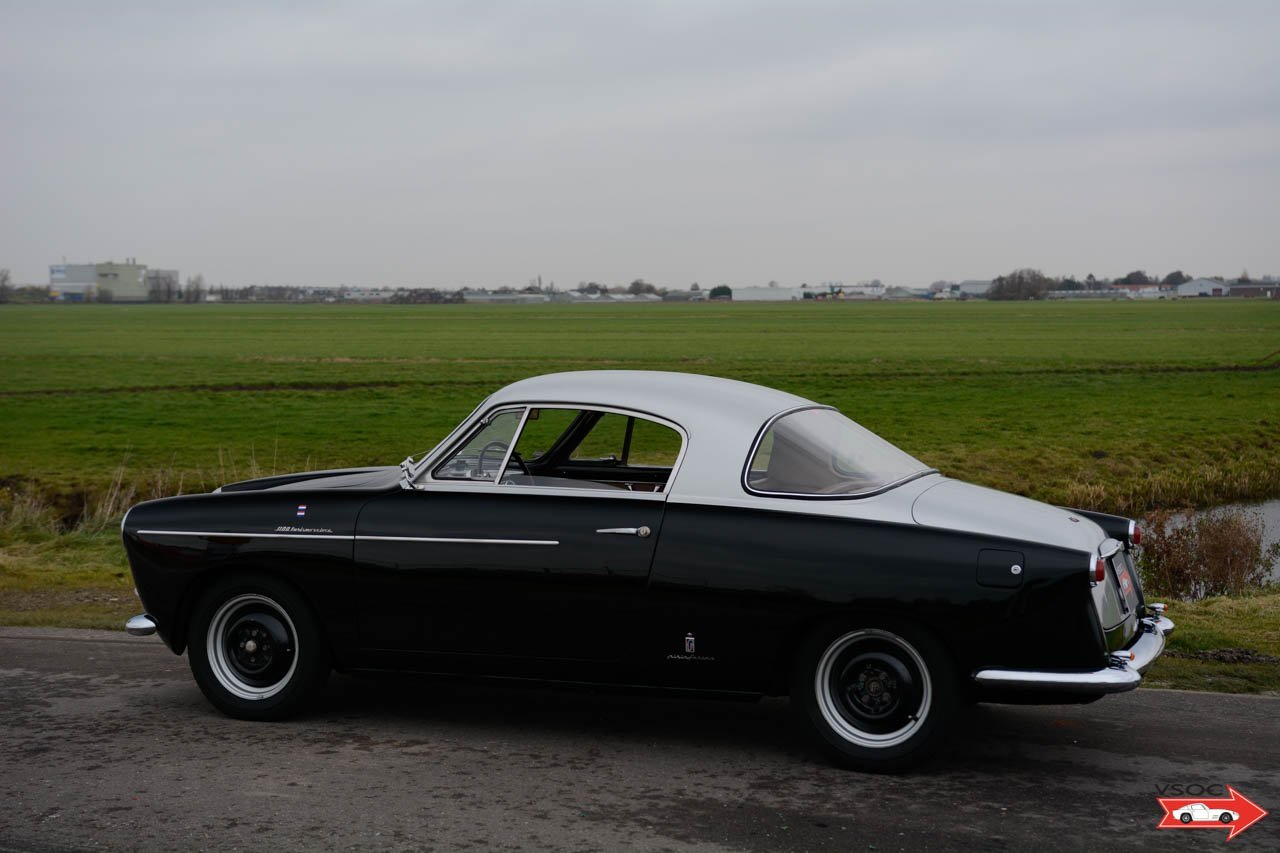 Fiat 1100 Turismo Veloce Coupé Pininfarina 1956 ex-MM '18 For Sale (picture 2 of 6)