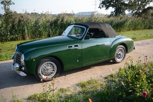 1949 Fiat 1100 B Cabriolet Stabilimenti Farina One-Off, ex-MM '17 For Sale