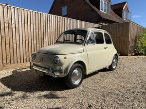 1970 Fiat 500L for sale  For Sale
