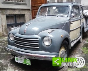 Picture of Fiat 500C Belvedere 1954 iscritta asi For Sale