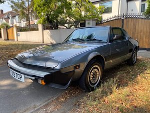 1988 Fiat X19 Excellent Low mileage Example