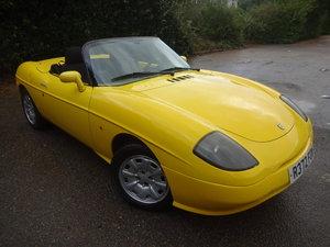 1998 Fiat Barchetta 1.8 Convertible Lhd