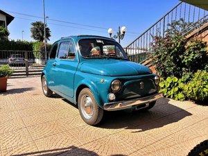 1971 Fiat 500 L For Sale