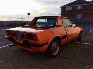 Picture of 1977 Fiat x1/9 1.3 uk rhd restored