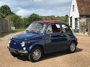 Picture of 1972 Fiat 500, restored, 650cc engine fitted For Sale