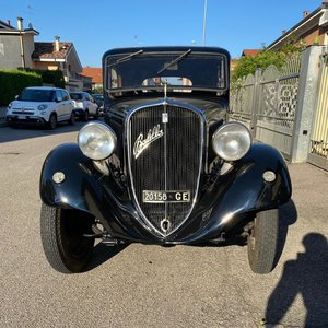 Picture of 1935 rare 508 BALILLA 4 DOORS For Sale