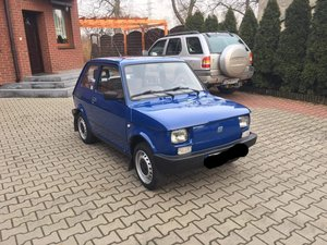 Fiat 126 Polish Import Excellent Condition