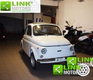 1966 Fiat 500 F COMPLETAMENTE RESTAURATA For Sale