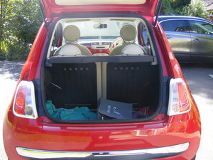 2014 Fiat 500 lounge