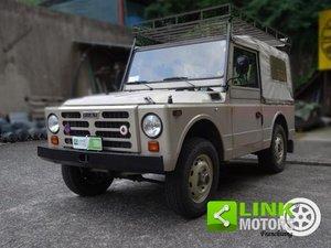 1981 FIAT - Campagnola 1107 CAMPAGNOLA Versione: A II L