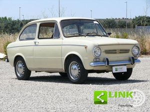 1970 Fiat 850 SPECIAL Crs Asi