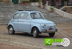 Picture of FIAT - 500 D DEL 1964 - TELAIO: TIPO 110 D - VEICOLO DA COL