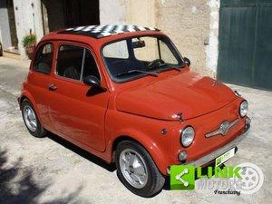 FIAT 500 L CORALLO (1971) SPORTY For Sale