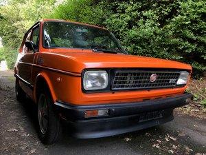 1977 Fiat 127 'Sport' replica Abarth parts