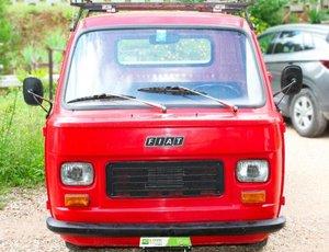FIAT 900 T - CORIASCO - 1977 - ISCRITTA ASI For Sale