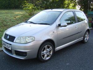 2005 Fiat punto 1.8 HGT 130