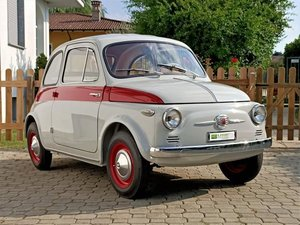Picture of 1958 Fiat Nuova 500 Sport For Sale