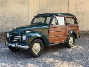 Picture of 1951 Fiat 500 C Topolino Belvedere For Sale